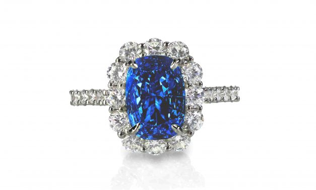想做一隻結婚周年寶石戒指