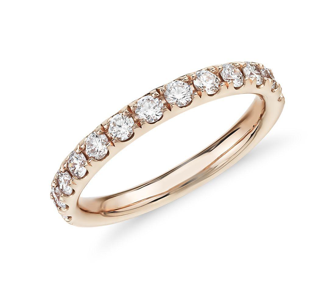 密釘鑽石戒指
