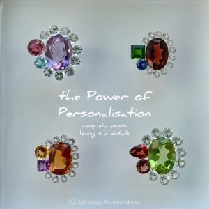 彩寶寶石天然寶石半寶石訂造戒指